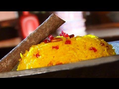 Watch Recipe: Kashmiri Meetha Pulao