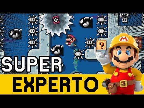 DE PELÍCULA 😲!!! - SUPER EXPERTO NO SKIP | Super Mario Maker - ZetaSSJ