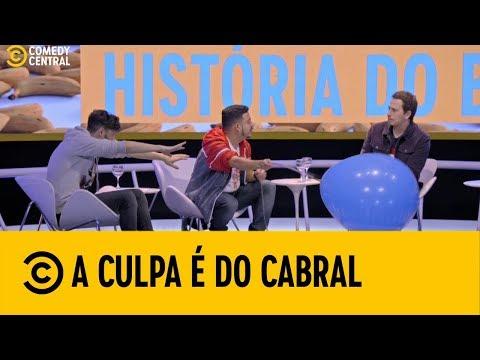 #ACulpaÉDoCabral - Balão do ESPORTE