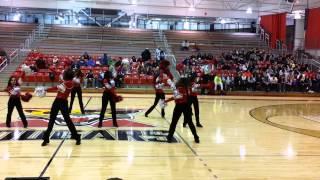 Sxu dance team
