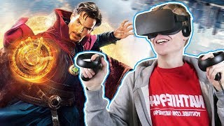 BECOME DOCTOR STRANGE IN VIRTUAL REALITY  | Mage