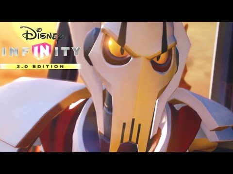 General Grievous Boss Battle (Star Wars: Twlight of the Republic) Disney Infinity 3.0 1080p HD