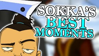 Sokka's Best & Funniest Moments from Book 3 ( Avatar: The Last Airbender )