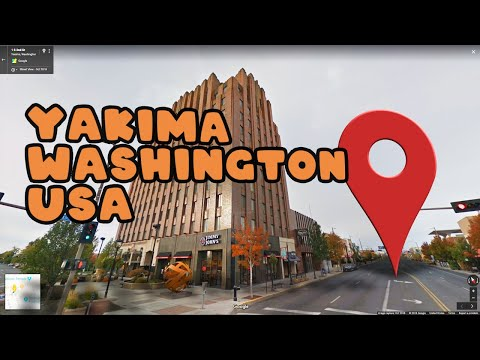 Take A Walk Through Yakima Washington