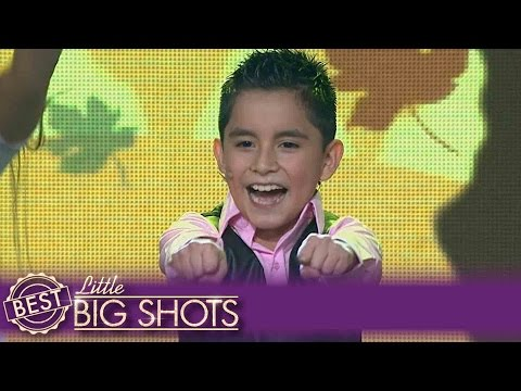 Little Big Shots | Dayiro Sings