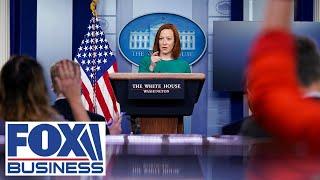 Jen Psaki slammed for downplaying terrorists arrested illegally crossing border