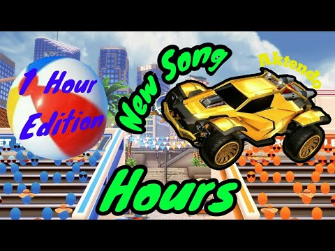 "(1 Hour) Rocket League / New Song ""Hours"""
