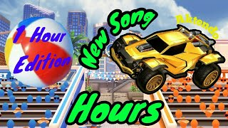 (1 Hour) Rocket League / New Song
