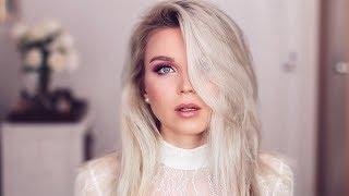 видео Уход за обесцвеченными волосами