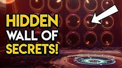Destiny 2 - SECRET RAID ROOM OF REWARDS & EASTER EGGS!