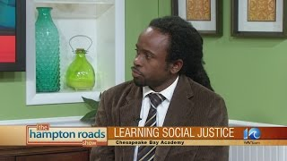 Learning social justice