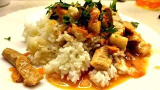 Как варить Рис очень простой и вкусный рецепт Рис на воде в мультиварке Готовим дома Tasty