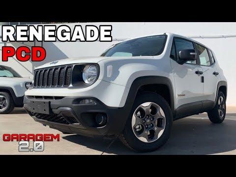 Jeep Renegade PCD 2020: Em Detalhes (Garagem 2.0)