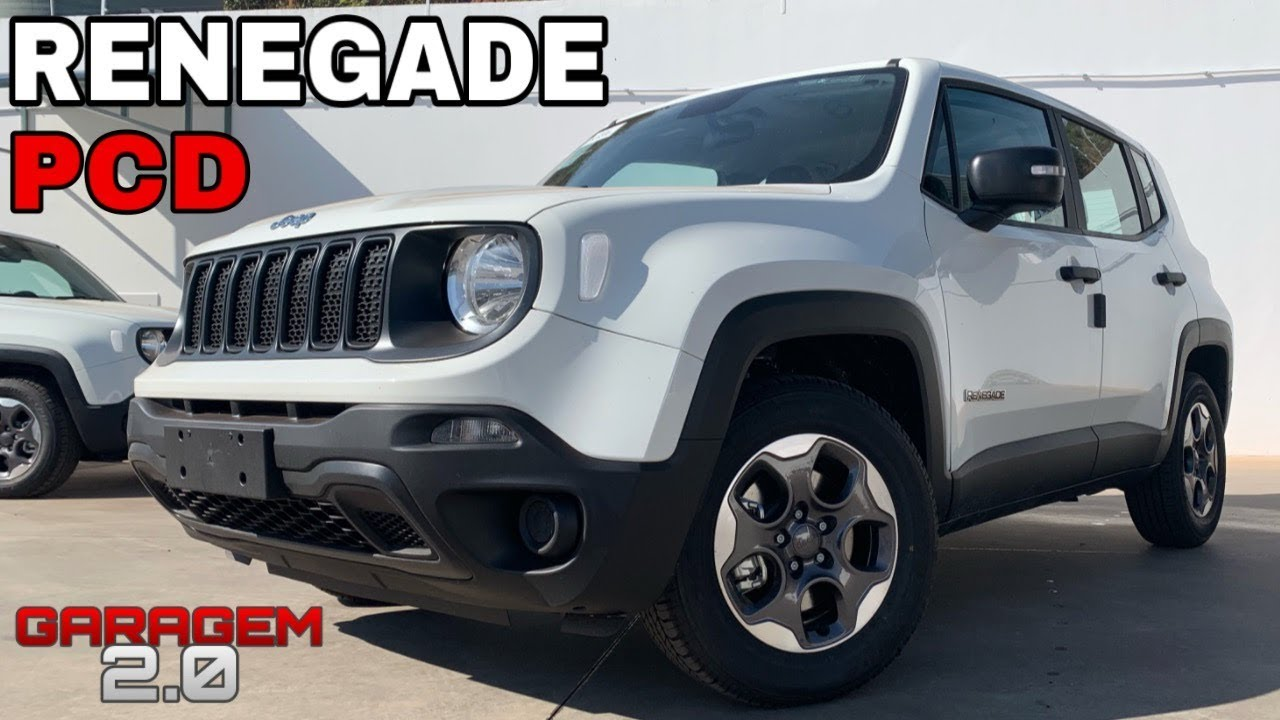 Jeep Renegade Pcd 2020 Em Detalhes Garagem 2 0 Youtube