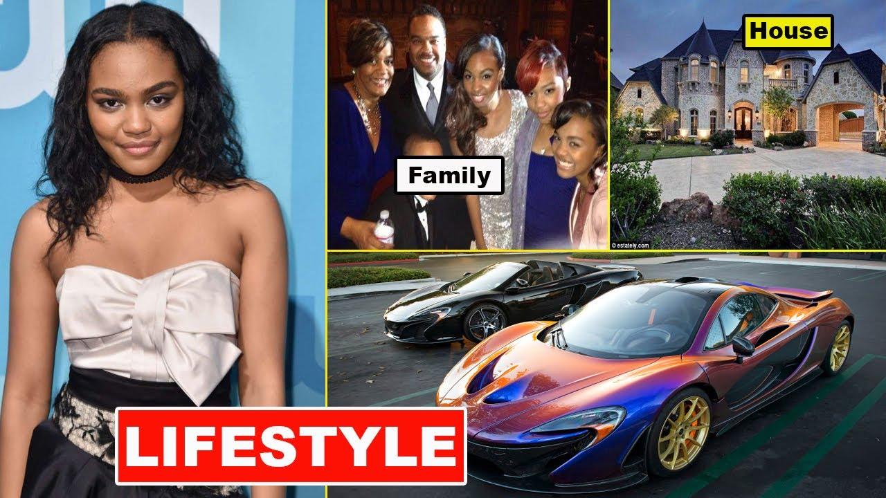 China Anne Mcclain S Lifestyle 2020 Boyfriend Family Net Worth Biography Youtube