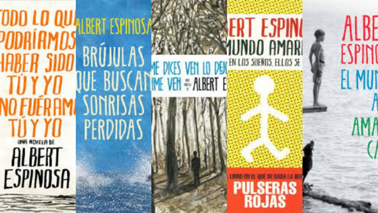 Albert Espinosa Libros Gratis Opinion Libros Albert Espinosa Youtube