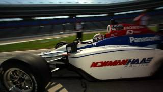 2010インディカー第7戦テキサス Vol1 予選レポート