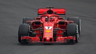 Ferrari SF71H - F1 Test Days 2018