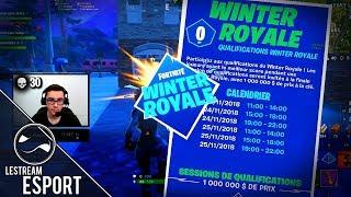 Prêt pour le Winter Royale à UN MILLION DE DOLLS sur Fortnite ? - Le petit Prime de la Team Pro