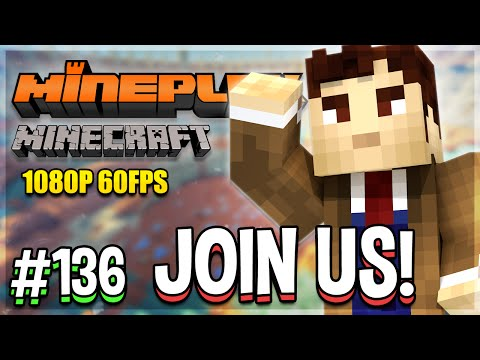 Minecraft Mineplex SKYWARS PVP, ARCADE GAMES, SURVIVAL GAMES | Minecraft Livestream MPS | #136