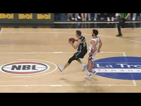 New Zealand Breakers vs. Adelaide 36ers - Game Highlights