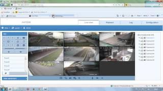 Melihat CCTV Camera Melalui Internet Explorer
