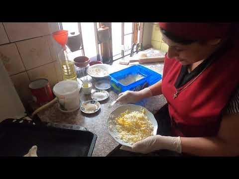 Батуми. Грузия. Аджарский  хачапури! Как его делают в Батуми. Быстро и просто очень вкусно!!!