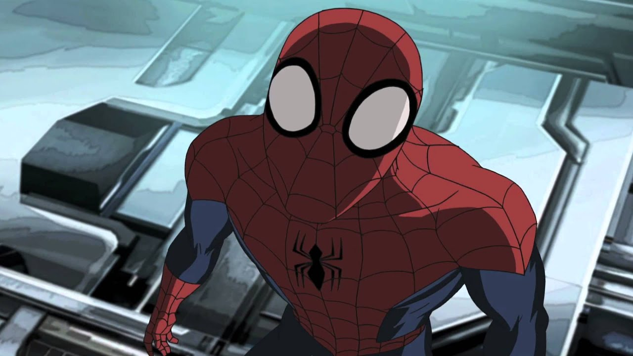 Ultimate Spider-Man Clip: The Hulk and Spider-Man Switch ...