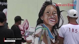 #Gegaria Fest excites 20,000 visitors