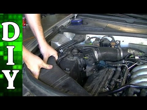 How To Remove And Replace A Coolant Temperature Sensor - Audi A4 A6 2 8L VW Passat 2 8L Engine