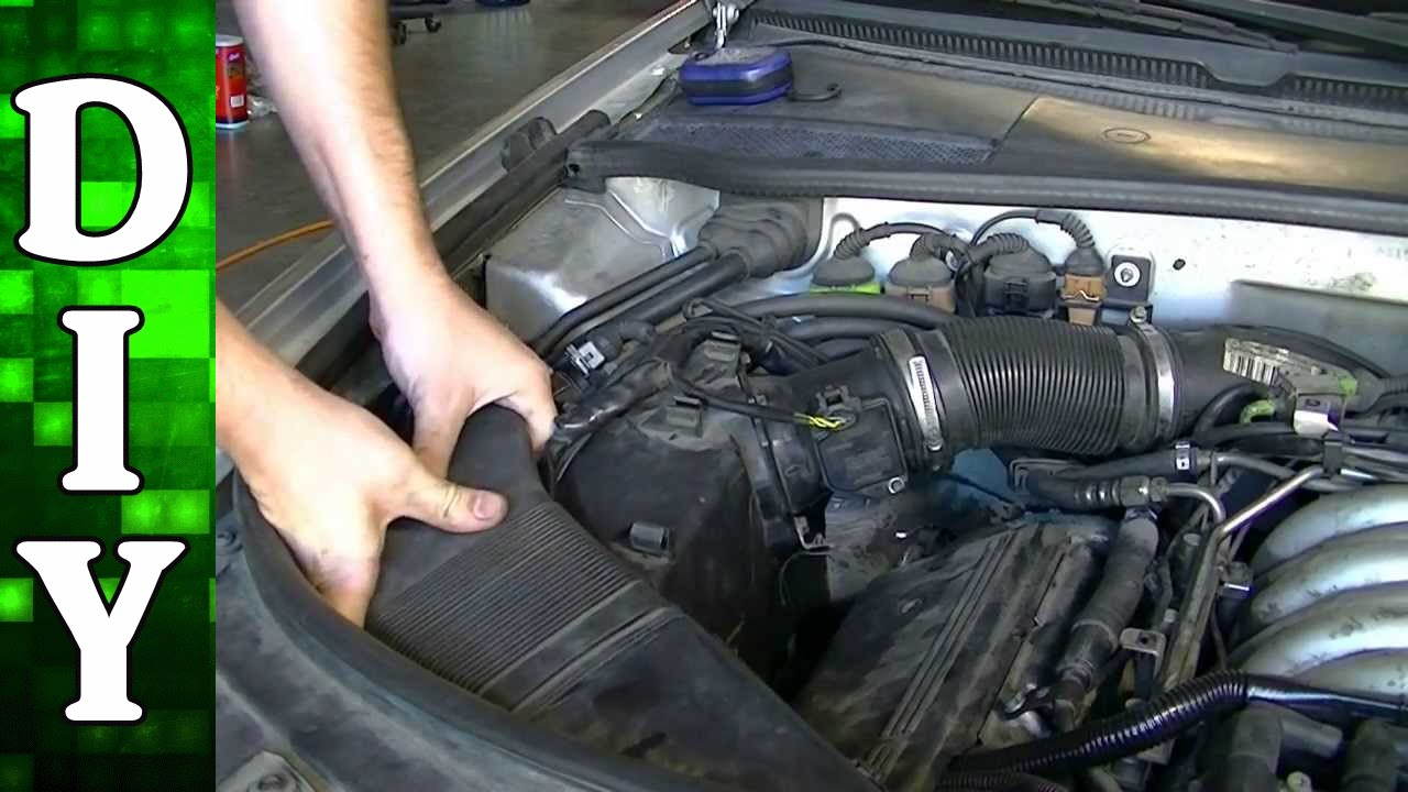 hight resolution of how to remove and replace a coolant temperature sensor audi a4 a6 2 8l vw passat 2 8l engine