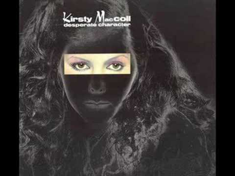 Kirsty MacColl - There's A Guy Works Down The Chip Shop...