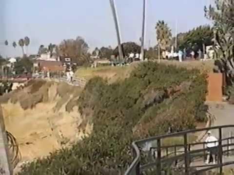 Irvine california landscape in 1994 with Casiopea's fusion music