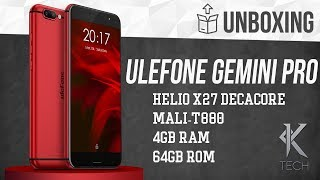 Iphone 7 Plus Chines? - Unboxing Ulefone Gemini Pro
