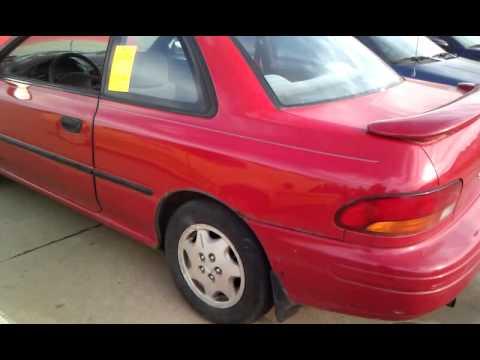 1995 Subaru Impreza For Sale