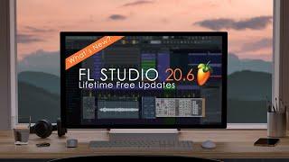 FL Studio 20.6 | What's New?