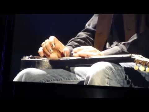 Eric Clapton & Band - My Father's Eyes - live Munich München Olympiahalle 2013-06-09