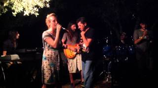Treble-Dani Silk-Rocky Ganjavox feat Cultural Sound Band @Natural Roots 2015
