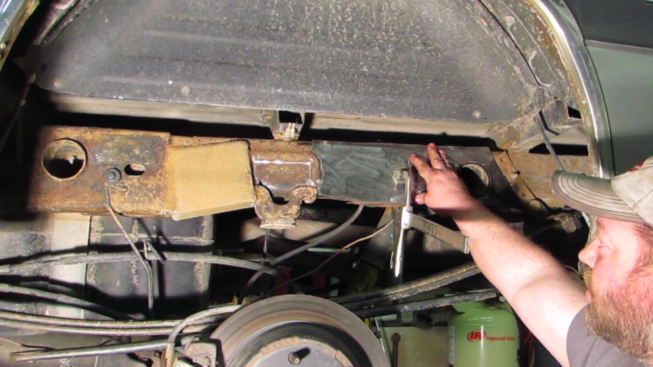 Ricks Welding Frame Repair