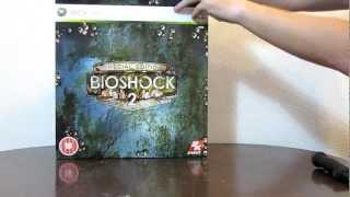 Распаковка BioShock 2 Special Edition