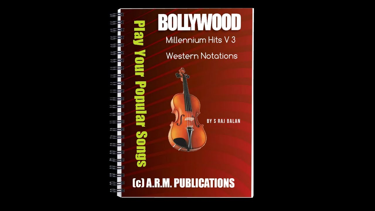 Violin Western Notes For Bollywood Millennium Hits V 3 By S Raj Balan Youtube Free free violin sheet music sheet music pieces to download from 8notes.com. violin western notes for bollywood millennium hits v 3 by s raj balan