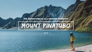 Mt. Pinatubo: A Second Chance - Travel Video    GoPro Hero3+ Black Edition