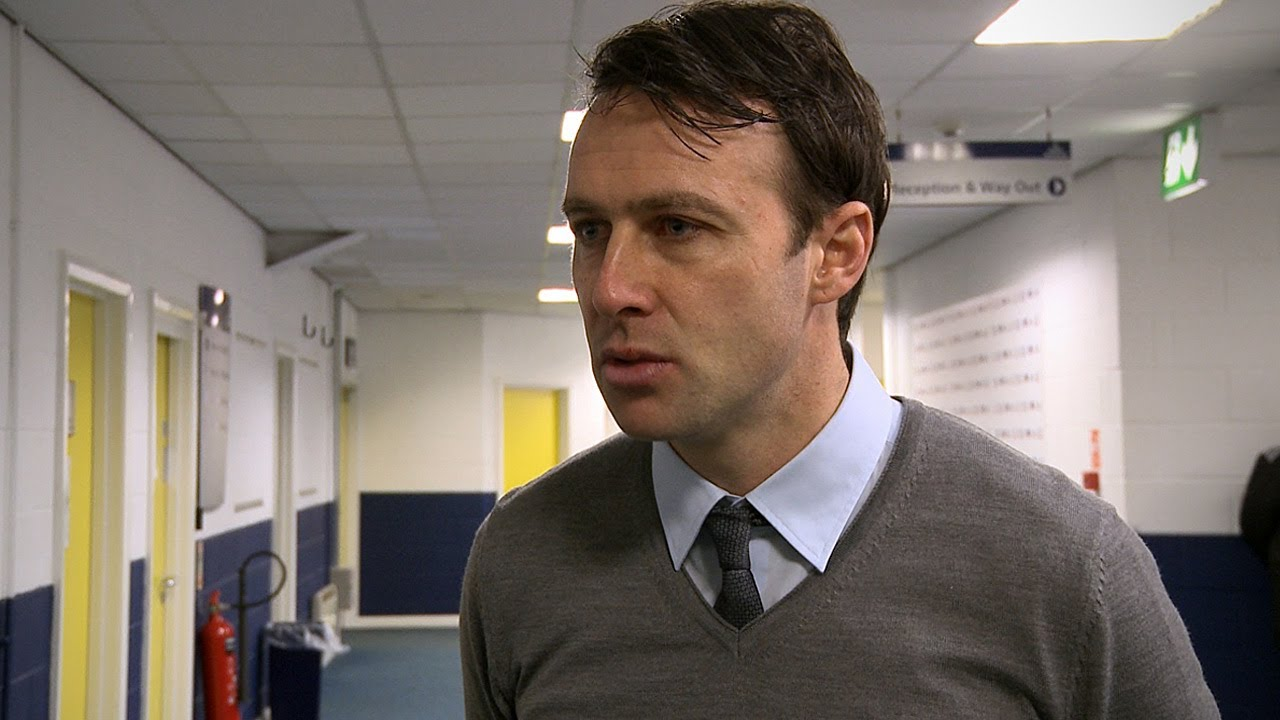 DOUGIE FREEDMAN: Manager's Blackpool reaction - YouTube