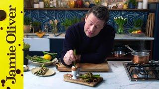 Asparagus 4 ways | Jaṁie Oliver