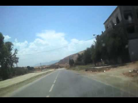 ROADS FROM MOROCCO S02E01 HIGHWAY TO HELL Aknoul Taza fes 06082013 PART 2