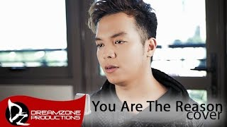 Sam Mangubat - You Are The Reason (Cover)