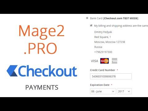 Checkout com integration with Magento 2  Part 2  Capture a payment with a  3D-Secure verification