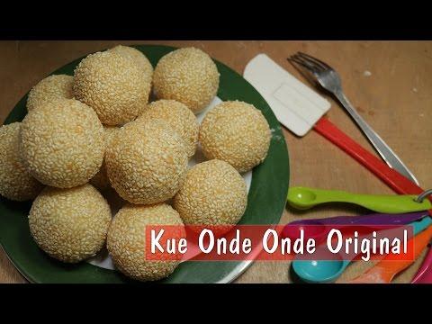 Kue Onde Onde Original | Cara membuat Onde-Onde | Dapur Sekilas Info