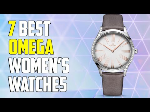 Top 7 Best Omega Watches For Women 2019 | Watches For Women