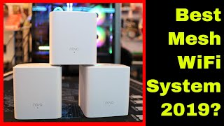 Tenda Nova MW5s Mesh WiFi System, Is the MW5 the best Mesh system?